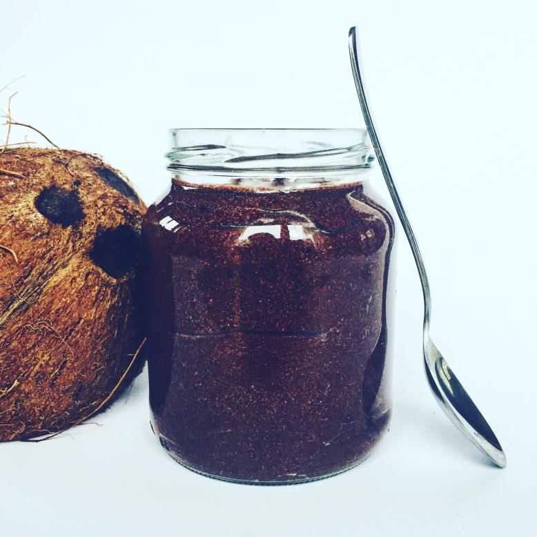 krem czekoladaowy bez cukru i mleka