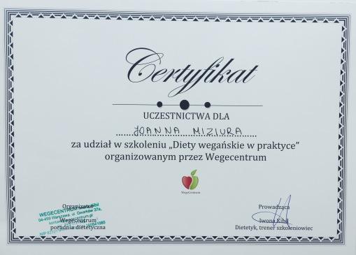 dietetyk Kraków, dietetyk wegański, diety wegańskie