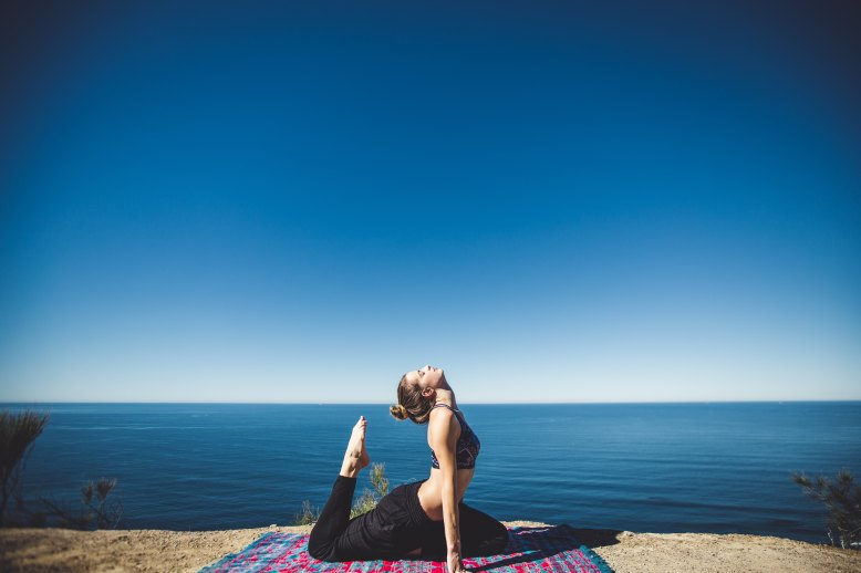 joga, sport, ruch, dieta