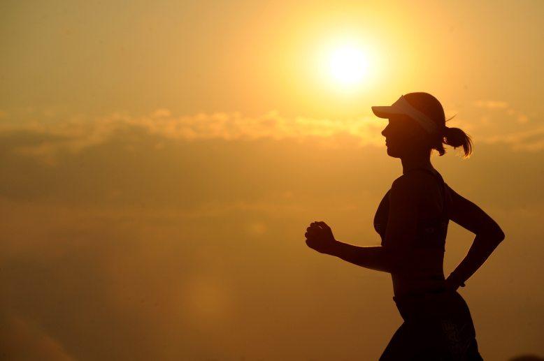 bieganie, zdrowe życie, dieta, odchudzanie