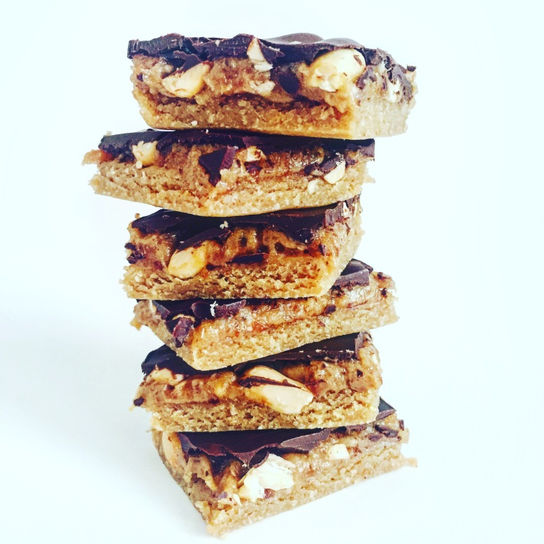 wegańskie snickersy
