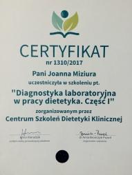 dietetyk Kraków, dietetyk online, diagnostyka laboratoryjna dietetyk